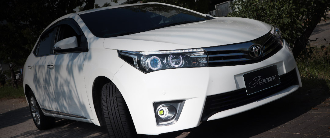 altis with 4in1 fog light -mb2