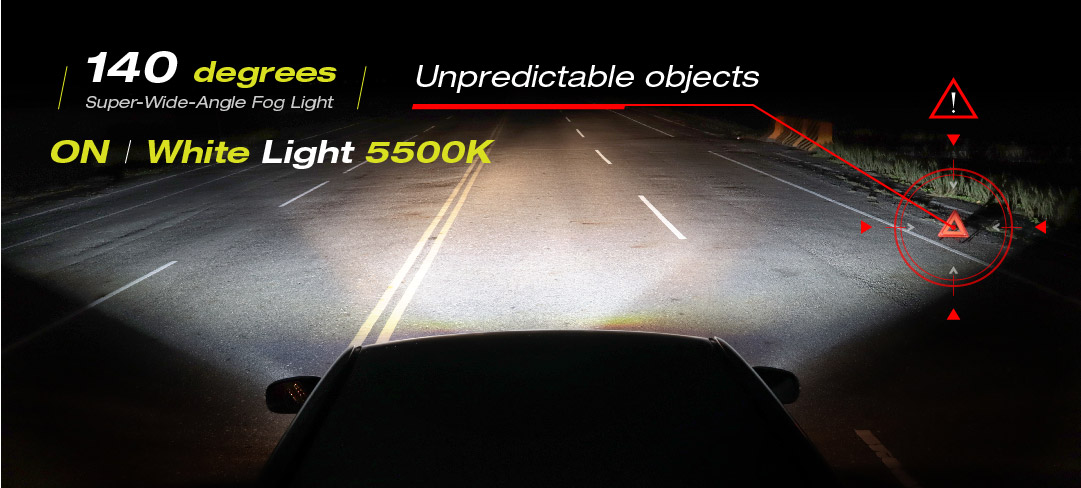 unpredictable objects in the corner-yellow light-mb